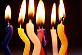 Burn, Burning, Candle, Candles, Color, Colour, Concept, Concepts, Energy, Fire, Flame, Flames, Heat, Horizontal, Indoor, Indoors, Interior, Lit, Object, Objects, Power, Still life, Symbol, Symbols, Thing, Things, B75-212122, agefotostock