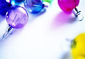 Ball, Balls, Christma baubles, Christmas, Christmas bauble, Christmas decoration, Christmas decorations, Christmas ornament, Christmas ornaments, Close up, Close-up, Closeup, Color, Colored, Colorful, Colors, Colour, Coloured, Colourful, Colours, Concept