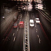 Auto, Automobile, Automobiles, Autos, Car, Cars, Color, Colour, Daytime, Direction, Drive, Driving, Exterior, Fast, Freeway, Freeways, Highway, Highways, Lane, Lanes, Motion, Motorway, Motorways, Movement, Moving, Outdoor, Outdoors, Outside, Perspective,
