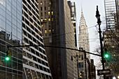 New York Chrysler Building, NYC. USA