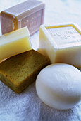 Aroma, Aromas, Bar of soap, Bars of soap, Beauty, Beauty Care, Close up, Close-up, Closeup, Color, Colour, Concept, Concepts, Cosmetic, Cosmetics, Feminine, Fragrance, Hygiene, Indoor, Indoors, Interior, Object, Objects, Odor, Odors, Odour, Odours, Scent