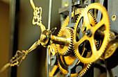 Yves Cupillard Horloges et Automates Museum. Morteau. Doubs. Franche-Comte. France