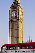 Big Ben at Westminster. London. England
