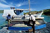 Carriacou Island. Grenada. Caribbean