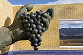 Museum of Viticulture, Dinastia Vivanco winery in Briones. La Rioja, Spain
