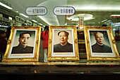 Mao s picture adorns all sort of souvenirs. Beijing, China