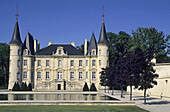 Château Pichon-Longueville (Pauillac). Grand Cru Classé. Médoc. Bordeaux. France