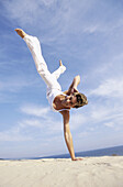 ime, Equilibrium, Exercise, Exterior, Facial expression, Facial expressions, Female, Fit, Fitness, Fl