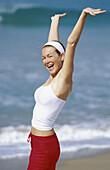 Caucasians, Coast, Coastal, Color, Colour, Contemporary, Daytime, Emotion, Emotions, Exercise, Exerci