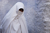 Woman. Chechaouene. Morocco