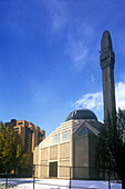 Islamic cultural Center, 96th Street, Manhattan, New York, USA