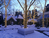Tavern on the green, Central Park west, Manhattan, New York, USA