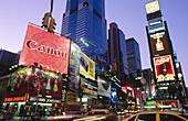 Times Square, Manhattan, NYC. USA