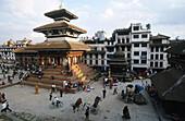 Square. Katmandu. Nepal