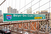 America, Cities, City, Color, Colour, Concept, Concepts, Daytime, Exit, Exits, Exterior, Highway, Highways, Horizontal, Information, Metropolis, Mid-Atlantic USA, New York, New York City, North America, Northeast USA, NY, NYC, Orientation, Outdoor, Outdo