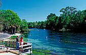 Rainbow River,  USA, Florida