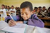 Primary school in Meki. Ethiopia