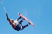 Wakeboarding, Columbia River. Washington. USA