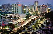 Hotels. Fort Lauderdale. Florida. USA