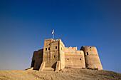 Fort. Fujairah. United Arab Emirates