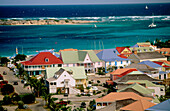 Blue Bay Village in Orient Bay. St. Martin. French West Indies