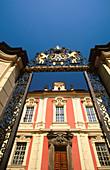 Villa Amerika. Dvorak Museum. Nove Mesto. Prague. Central Bohemia. Czech Republic