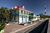 Turks & Caicos, Grand Turk Island, Cockburn Town: General Post Office, Front Street