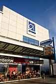 Athen Flughafen Café