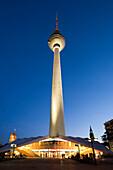 Berlin Alexanderplatz TV tower