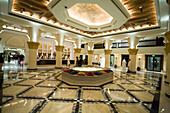 United Arab Emirates Dubai, One & Only Royal Mirage, Arabian court,  five star Hotel at Jumeirah , luxery Hotel Lobby