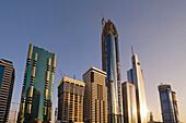Dubai Sheikh Zayed Road  skyline Dubai Sheikh Zayed Road skyscraper skyline