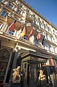 Wien Hotel Sacher Aussenaufnahme