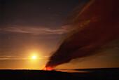Kilauea Volcano. Hawaii Volcanoes National Park. Hawaii. USA