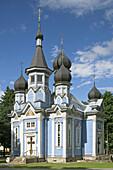 Orthodox church, Druskininkai. Lithuania