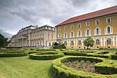 Spa Hotels. Zdraviliski Trg (Health Resort Square). Slovenia s Oldest & Largest Spa Town. Rogaska Slatina. Stajerska. Slovenia. 2004.