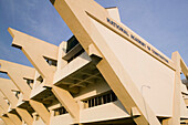 HITEC CITY- Major center of Indian Software Call Centre Industry. National Academy of Construction Buildings. Hyderabad. Andhra Pradesh. India.