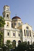 Agios Minas Cathedral. Iraklio. Iraklio Province. Crete, Greece.