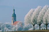 Vallf. Alsace. France
