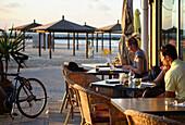 Beach Café, Metzizim Beach, Tel Aviv, Israel