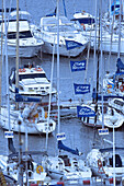 Color, Colour, Daytime, Exterior, Harbor, Harbors, Harbour, Harbours, Many, Marina, Marinas, Moored, Outdoor, Outdoors, Outside, Port, Ports, Sailboat, Sailboats, Transport, Transportation, Transports, Water, Yacht, Yachts, C47-442798, agefotostock
