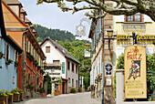 France, Alsace, Alsatian Wineroad, Ottrott