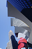 Calder Sculpture. Chicago downtown. Illinois. USA