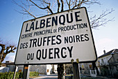 Tuesday s market. Lalbenque. Quercy. Lot. France.