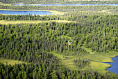 Alaska vast landscape