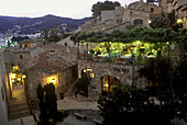 Old town, Tossa de Mar. Costa Brava, Girona province, Catalonia, Spain