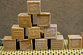 Marseilles soap. Provence. France