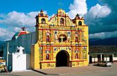 Church. San Andres Xecul. Guatemala