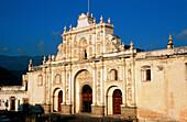 Cathedral. Antigua Guatemala. Guatemala