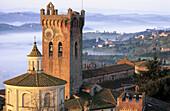 San Miniato. Tuscany. Italy