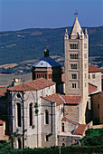 The Dome. Massa Marittima. Livorno Province. Tuscany. Italy